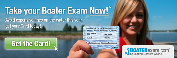 Take your Boater Exam Now!